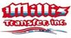 Millis Transfer Inc. logo