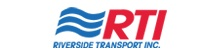 Riverside Transport Inc. logo