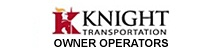 Knight Transportation - Owner Operators logo