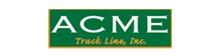 ACME TRUCK LINE logo