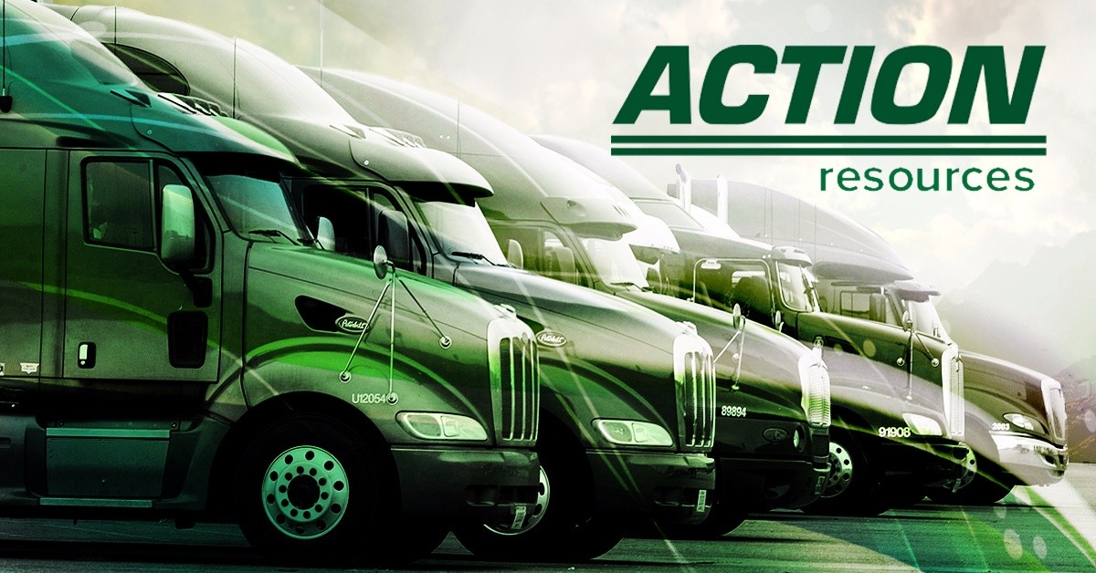 Action Resources is looking for truck drivers.