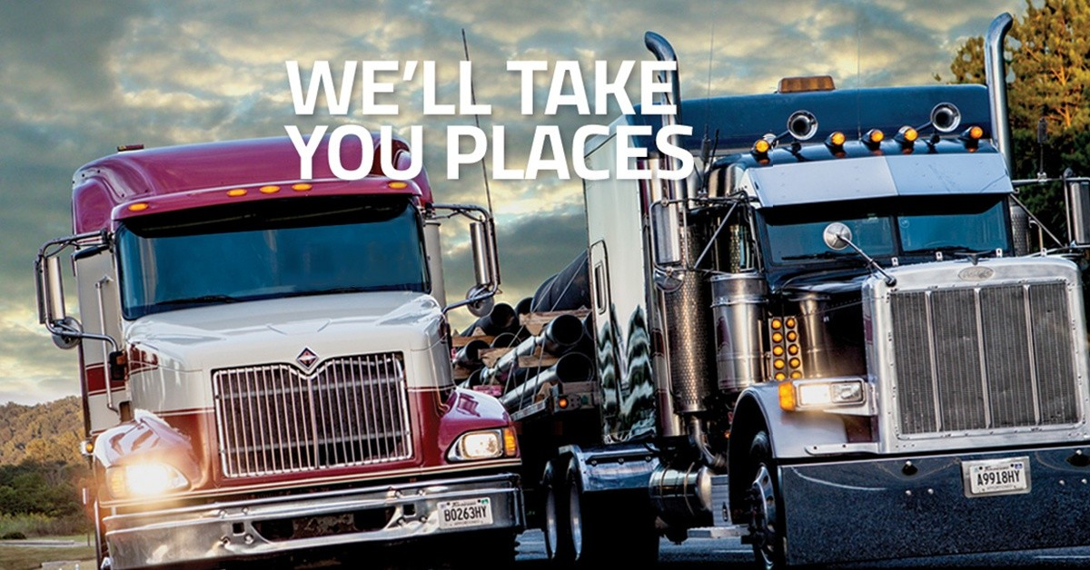Blair Logistics is looking for truck drivers.