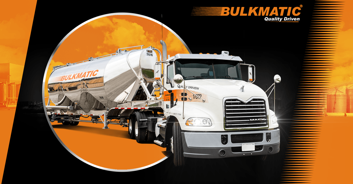 Bulkmatic Transport is looking for truck drivers.