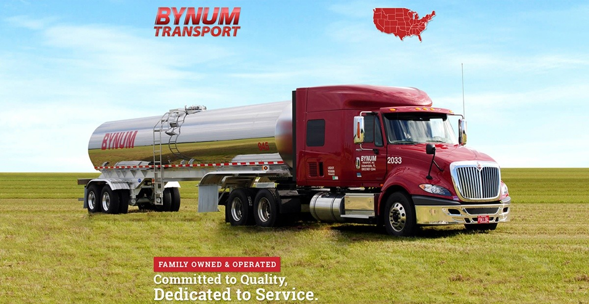 Bynum Transport is looking for truck drivers.