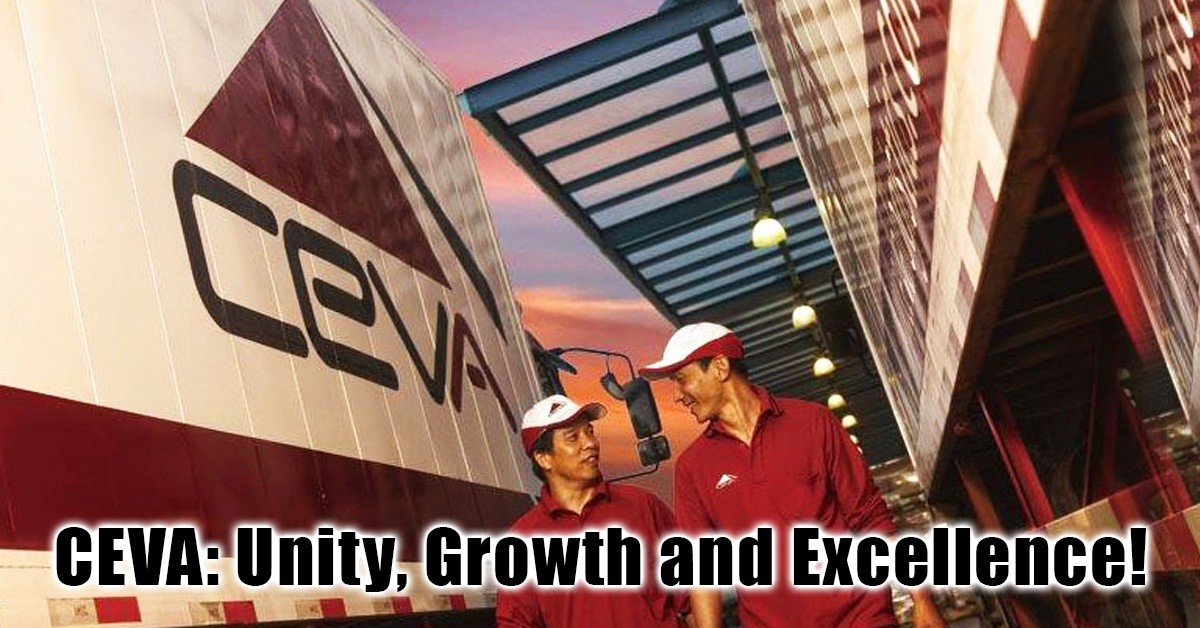 CEVA is looking for truck drivers.