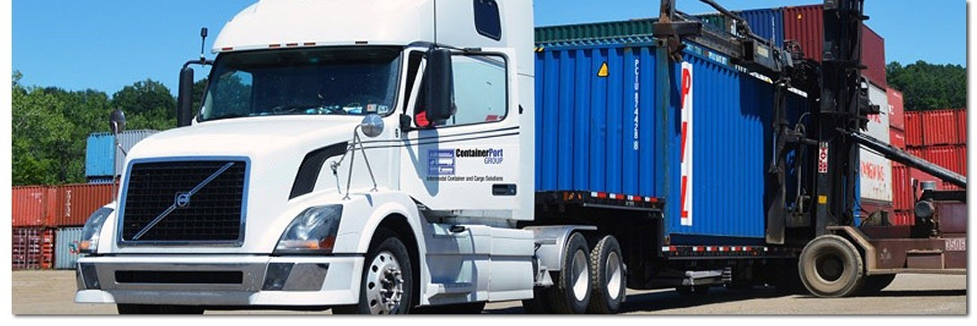 ContainerPort Group is looking for truck drivers.