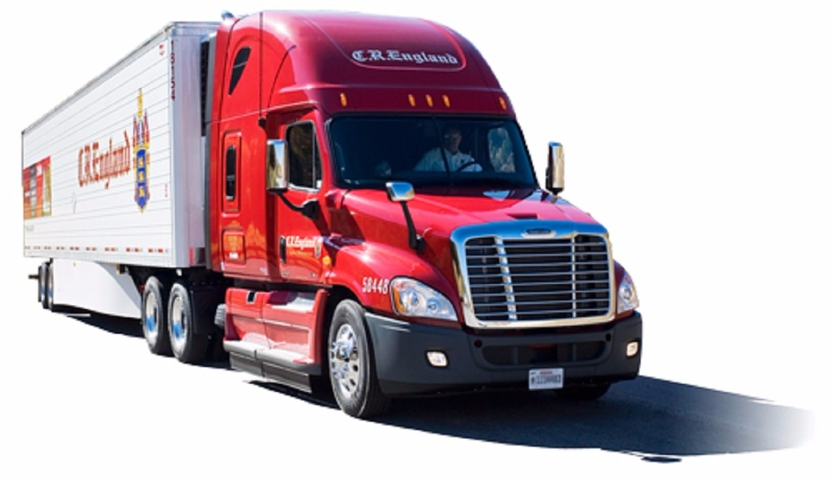 C.R. England is looking for truck drivers.