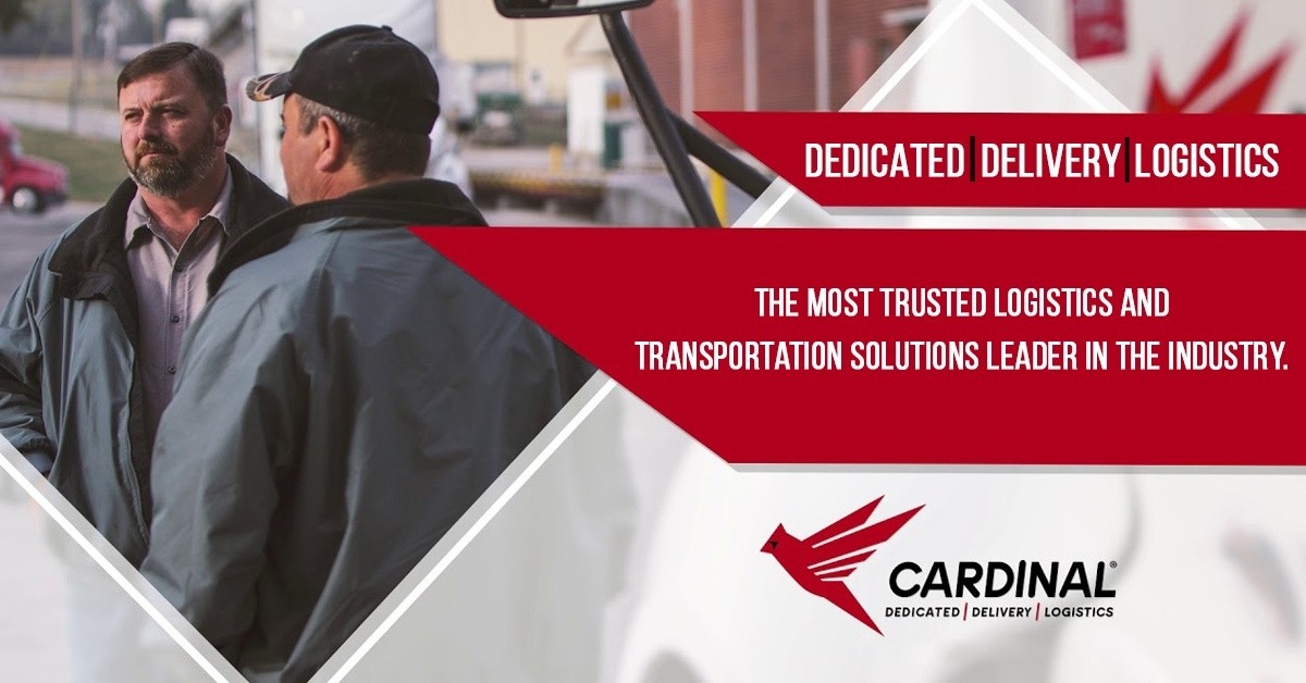 Cardinal Logistics is looking for truck drivers.