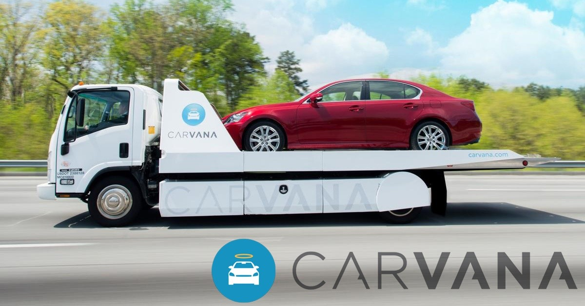 Carvana is looking for truck drivers.