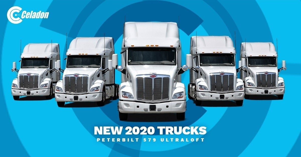 Celadon  is looking for truck drivers.