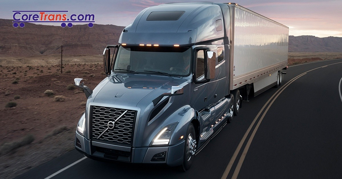 CoreTrans is looking for truck drivers.