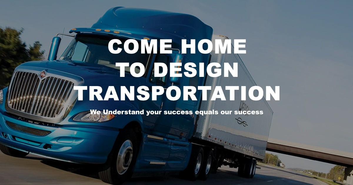 Design Transportation is looking for truck drivers.