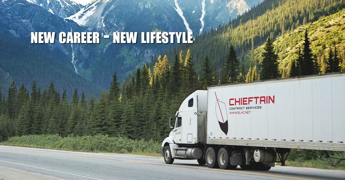 Chieftain is looking for truck drivers.