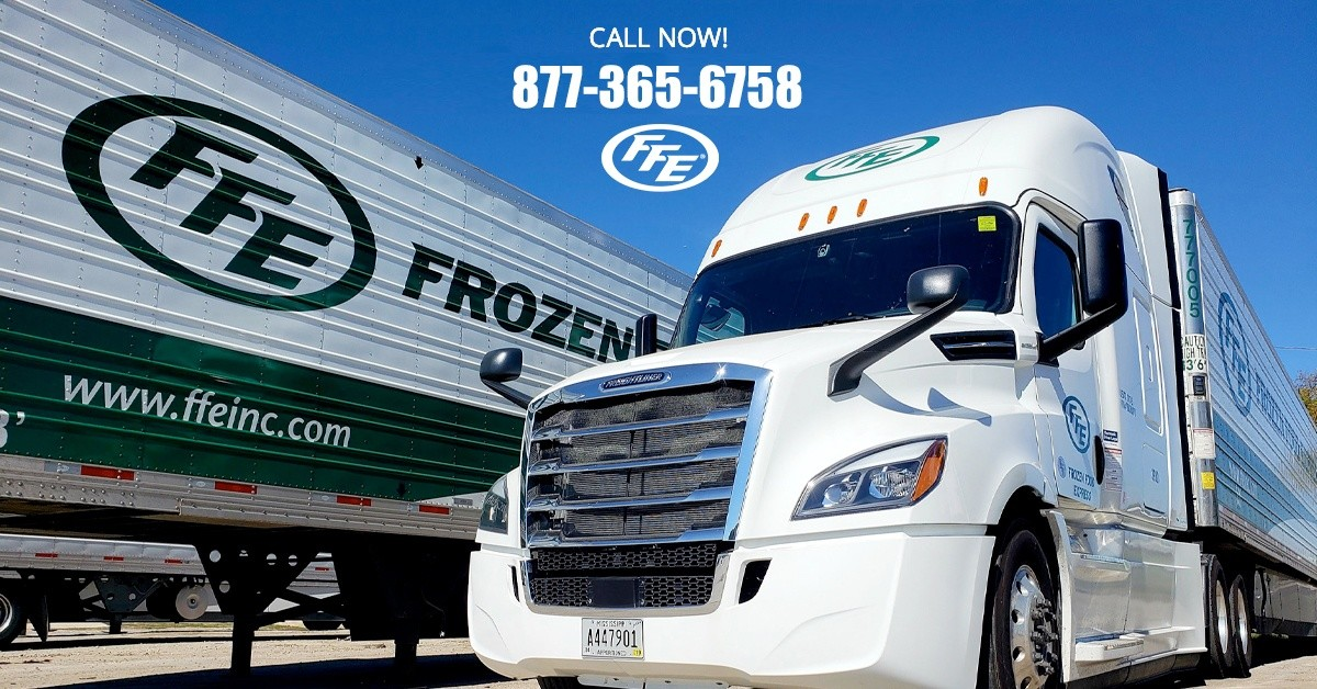 FFE Transportation is looking for truck drivers.