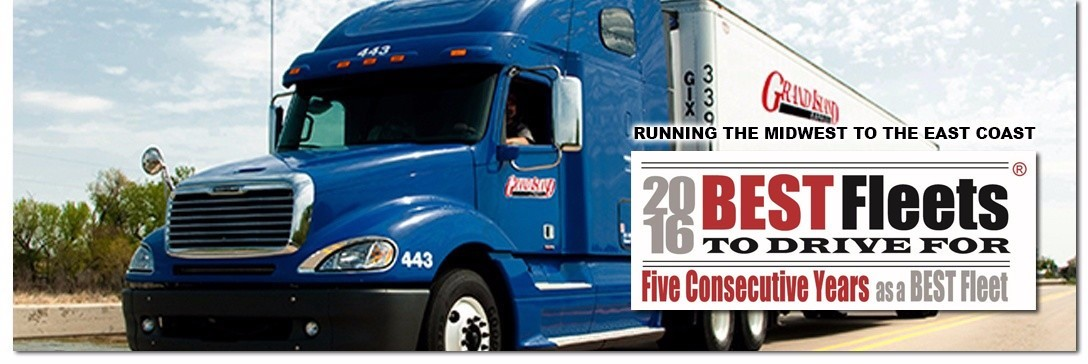 Grand Island Express is looking for truck drivers.