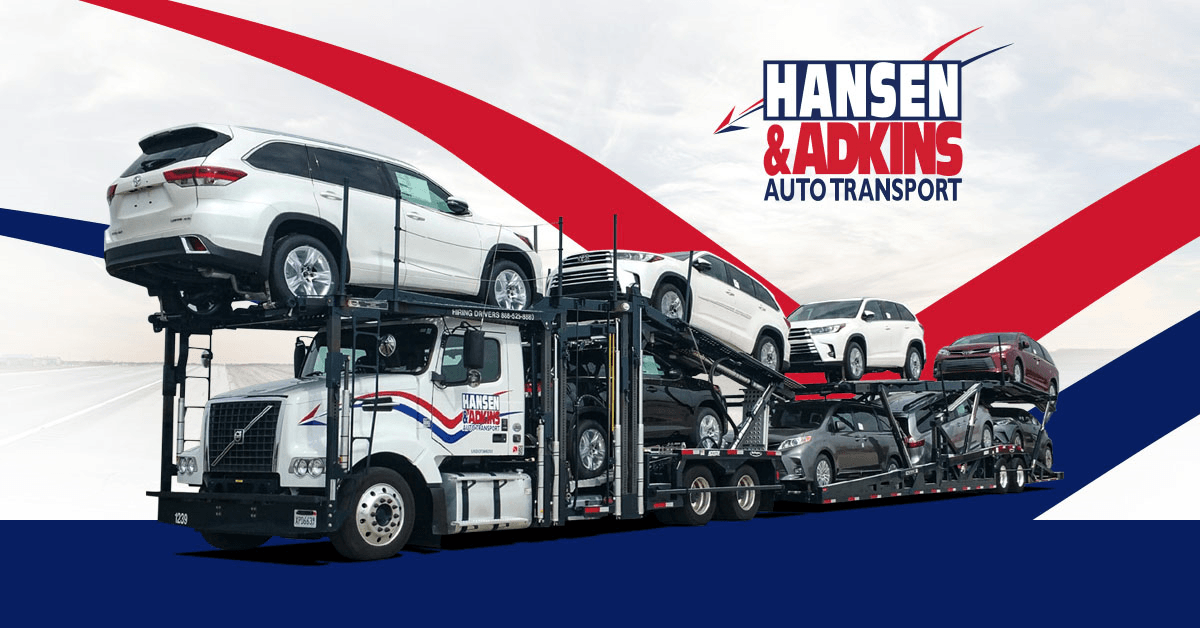 Hansen & Adkins Auto Transport is looking for truck drivers.
