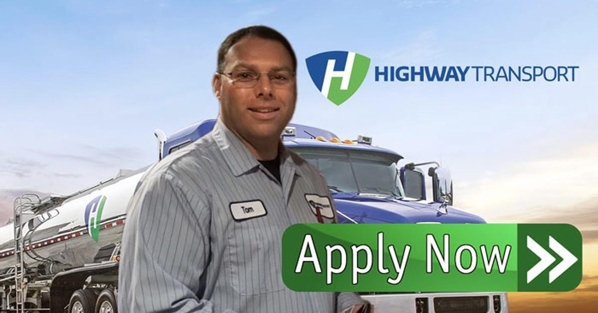Highway Transport  is looking for truck drivers.