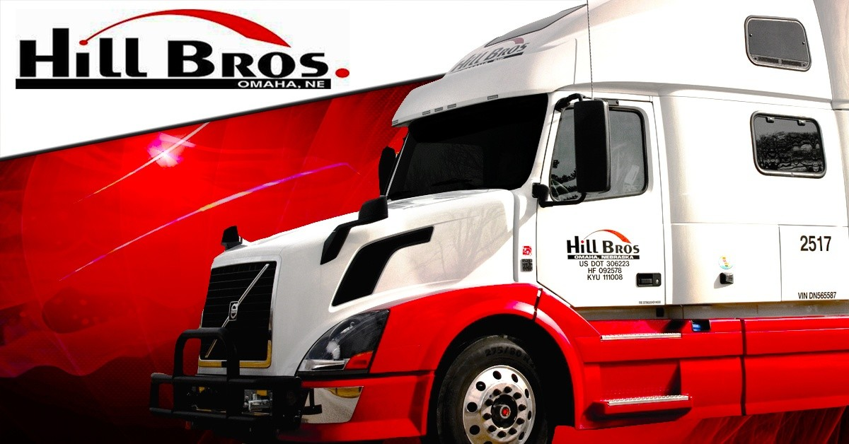 Hill Brothers Transportation is looking for truck drivers.
