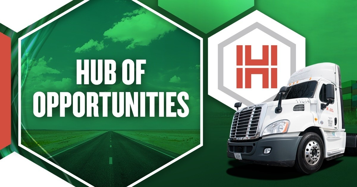 Hub Group Dedicated is looking for truck drivers.