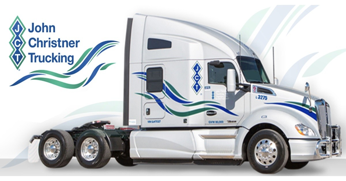 John Christner  is looking for truck drivers.