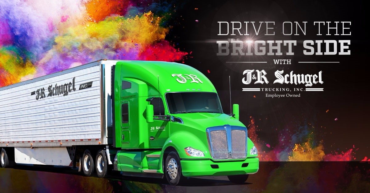J&R Schugel , Inc. is looking for truck drivers.