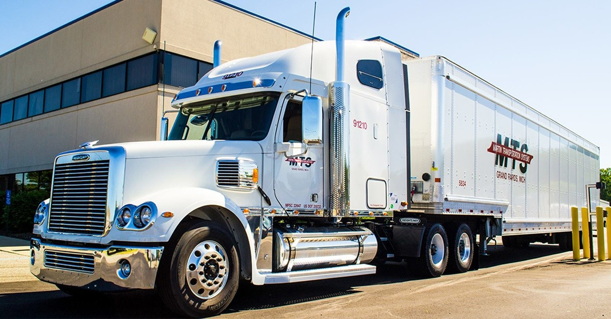 Martin Transportation Systems is looking for truck drivers.