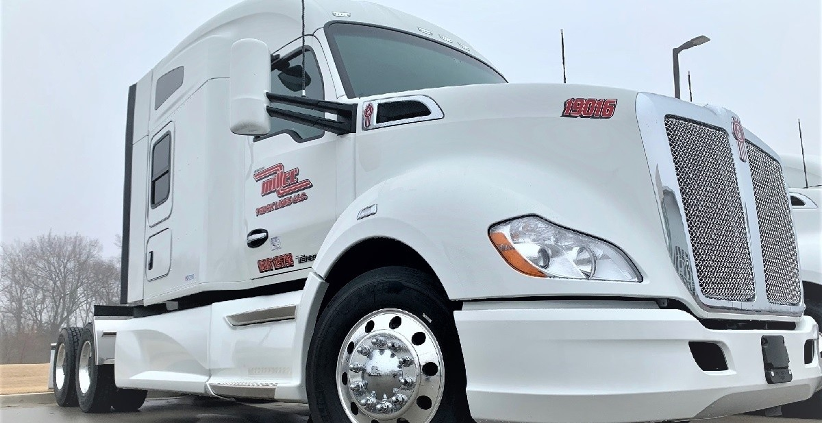 Milller Lines is looking for truck drivers.