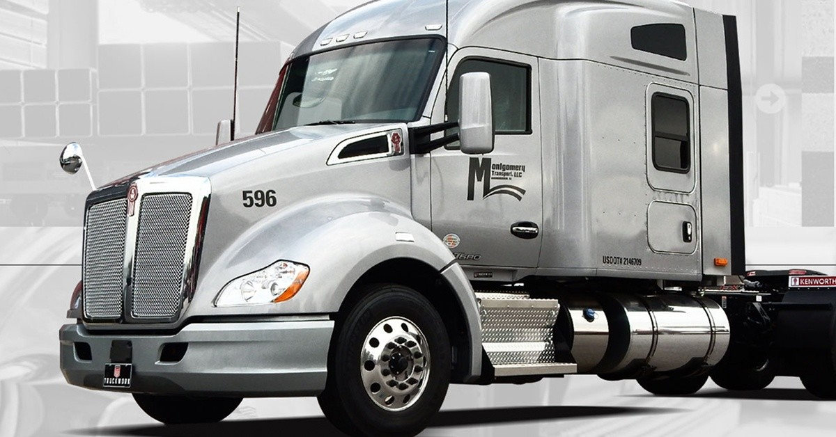 Montgomery Transport is looking for truck drivers.
