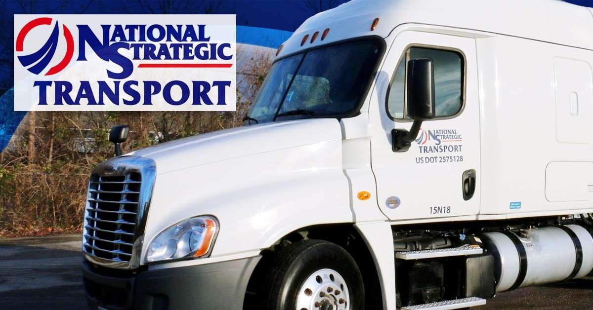 National Strategic Transport is looking for truck drivers.