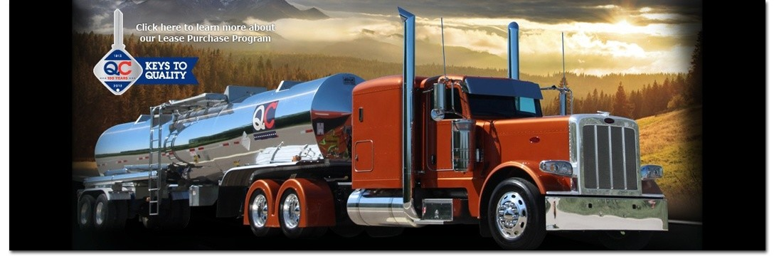 Quality Carriers is looking for truck drivers.