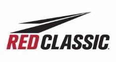 Red Classic Transit logo logo