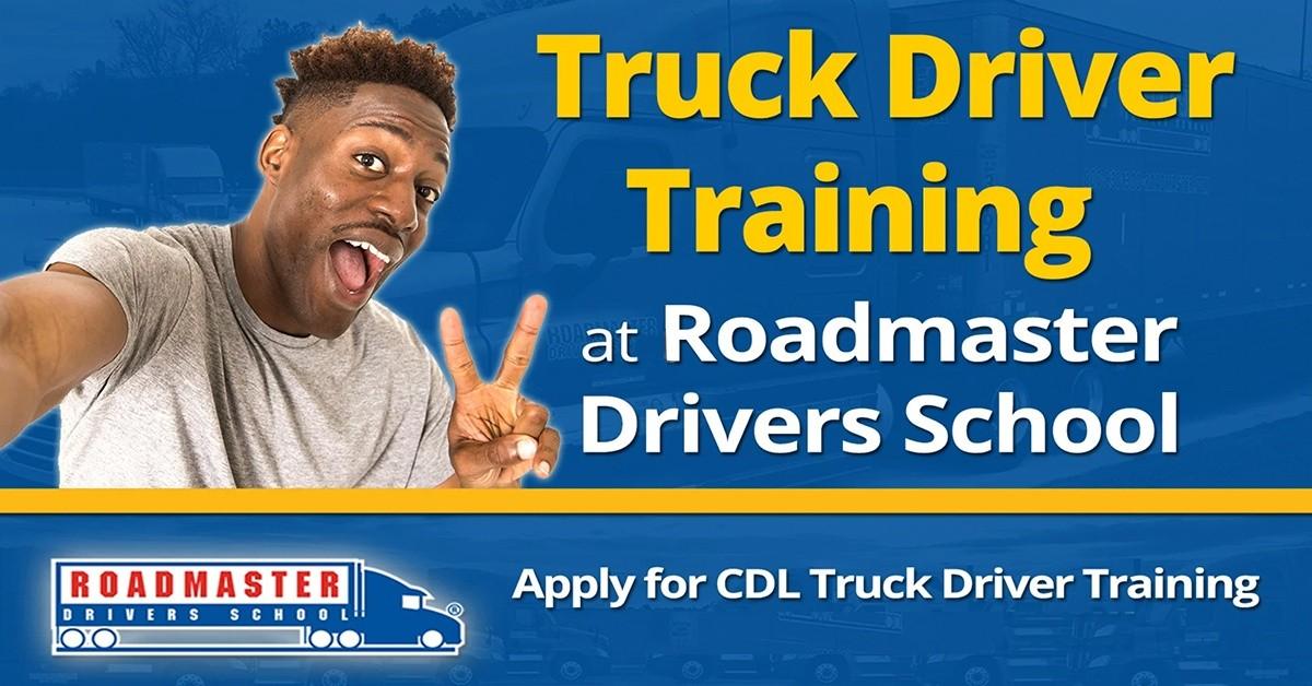Roadmaster School is looking for truck drivers.