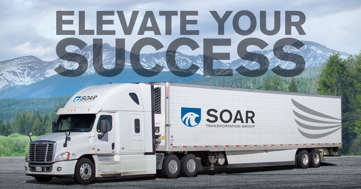SOAR Transportation is looking for truck drivers.