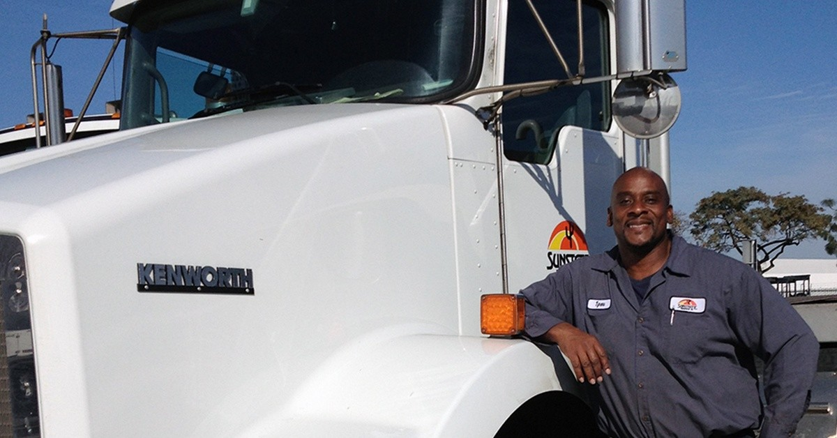 Sunstate Equipment is looking for truck drivers.