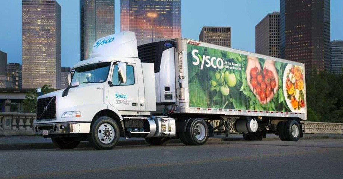 Sysco Careers is looking for truck drivers.