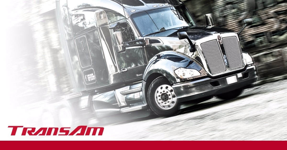 TransAm is looking for truck drivers.