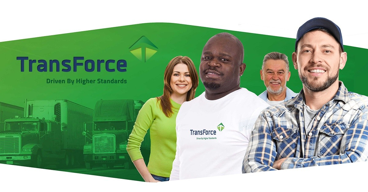 TransForce is looking for truck drivers.