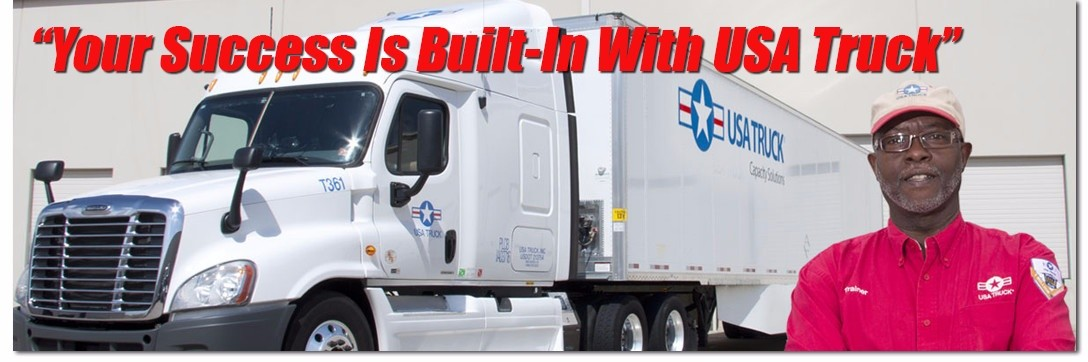 USA Owner Operator is looking for truck drivers.