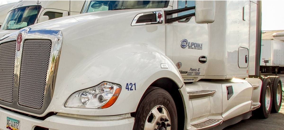 Updike Distribution Logistics is looking for truck drivers.