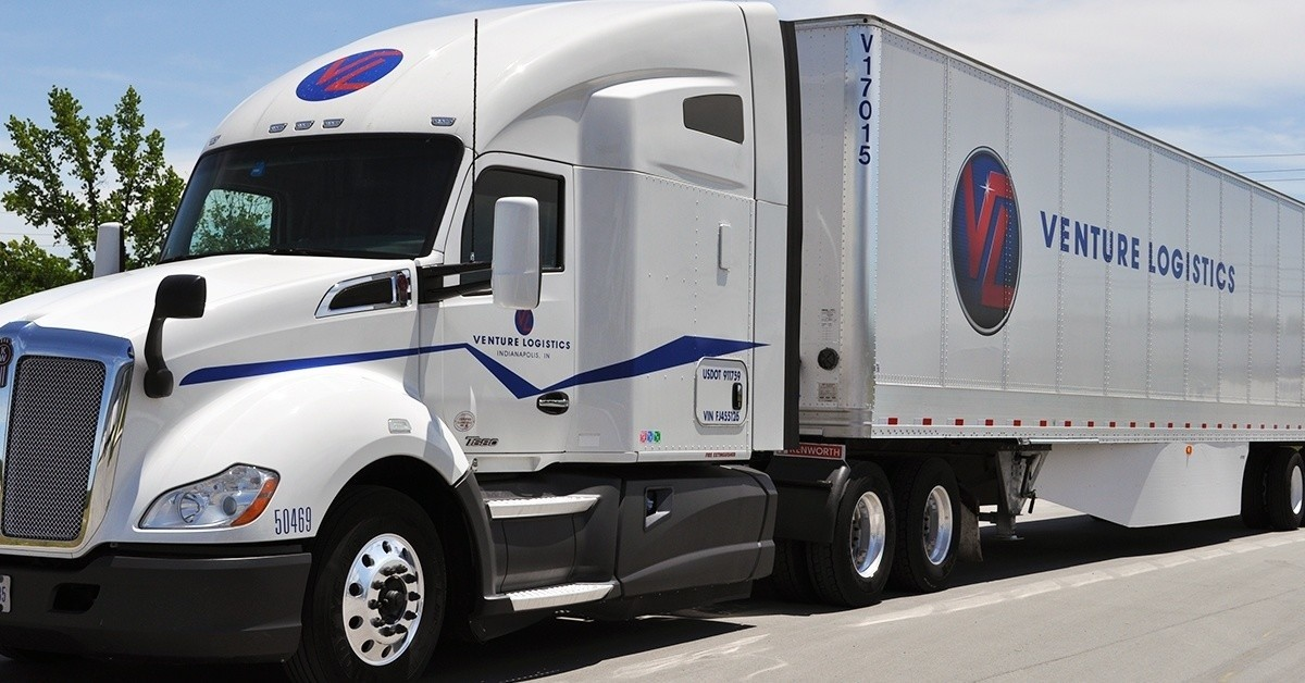 Venture Logistics Lafayette, IN is looking for truck drivers.