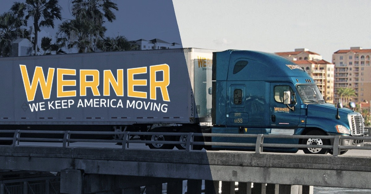 Werner Enterprises is looking for truck drivers.