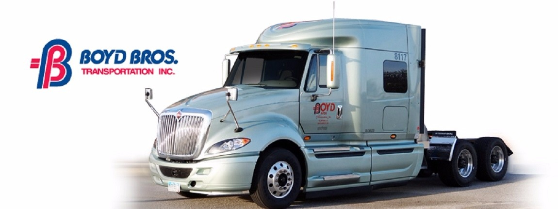 Boyd Bros. Transportation Inc. is looking for truck drivers.