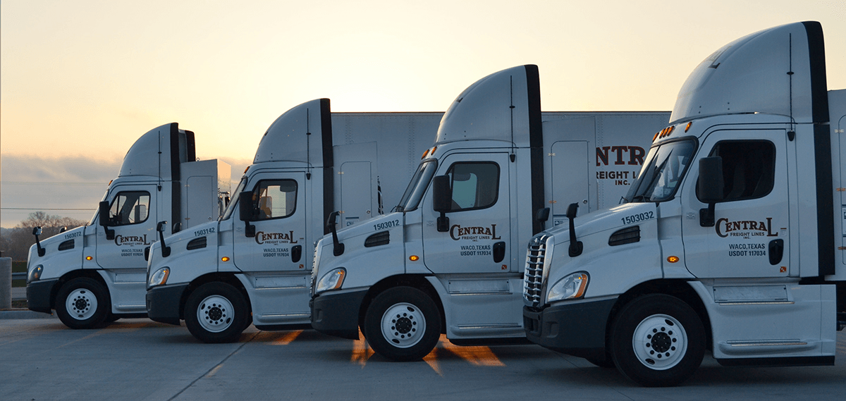 Central Freight Lines is looking for truck drivers.