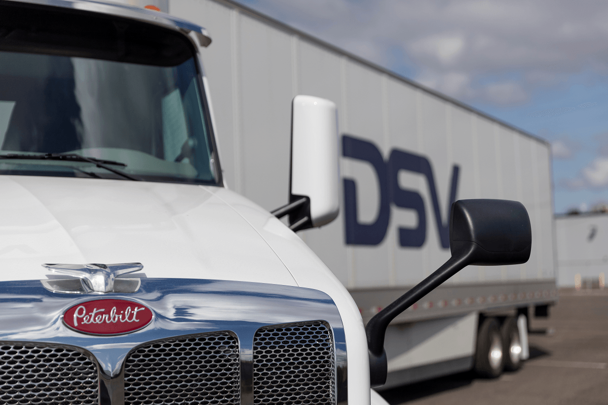 Truck Driving Job in Grants Pass, OR at DSV