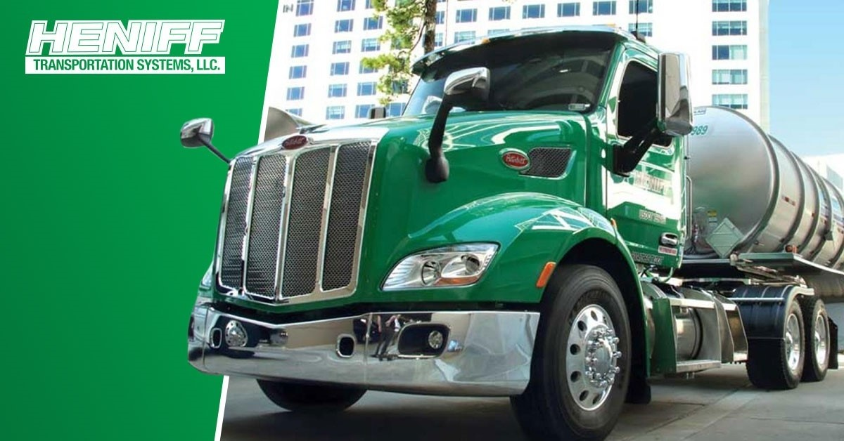Heniff Transporation is looking for truck drivers.