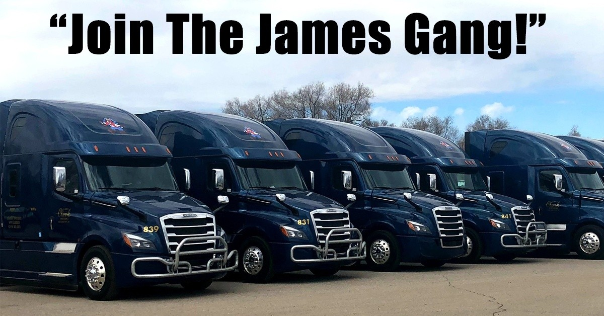 James H. Clark and Son, Inc. is looking for truck drivers.