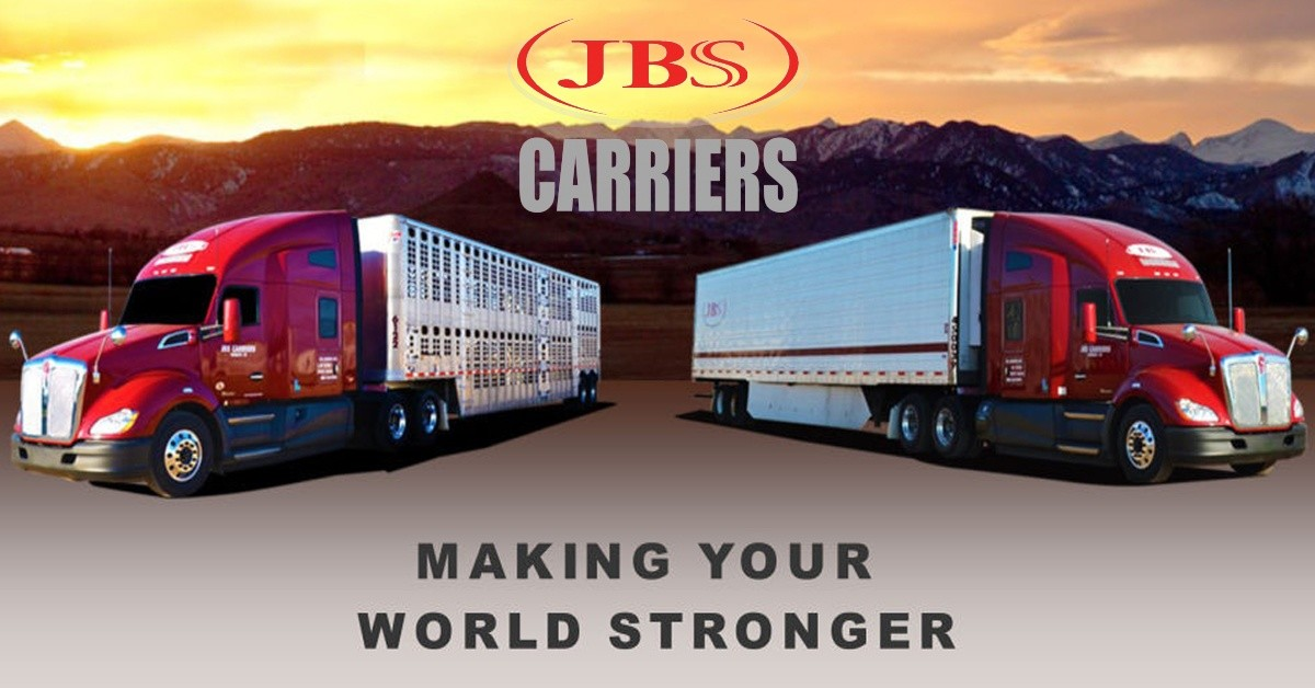 JBS Carriers is looking for truck drivers.