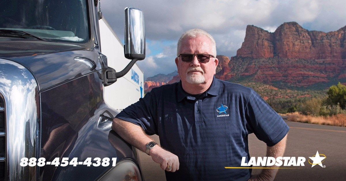 Landstar is looking for truck drivers.