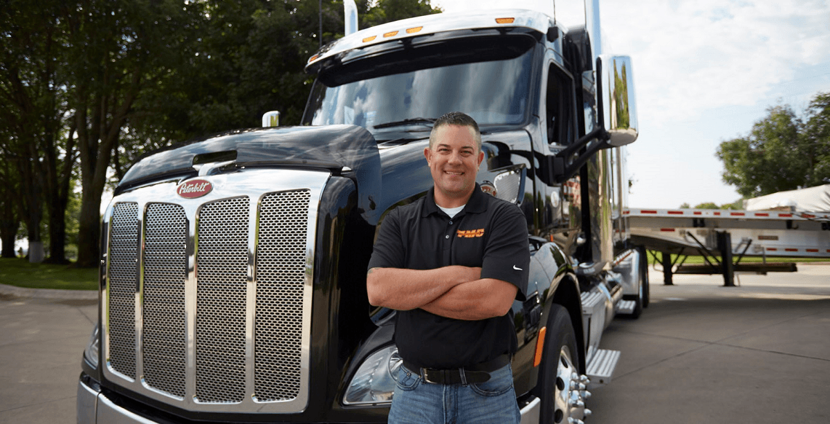 TMC Transportation is looking for truck drivers.