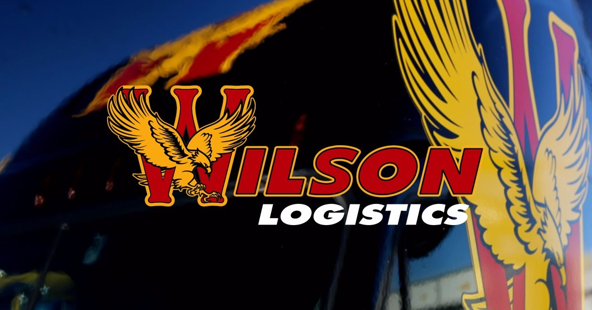 Wilson Logistics is looking for truck drivers.